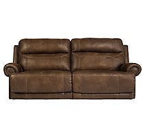 Austere Power Reclining Sofa