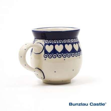 Farmer's mug White Valentine