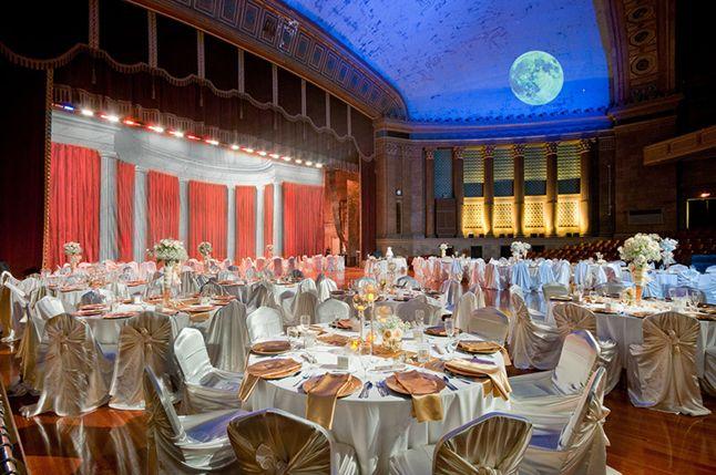 Scottish Rite Theatre Grand Ballroom Venue Hunt Monday The Wedding Lady