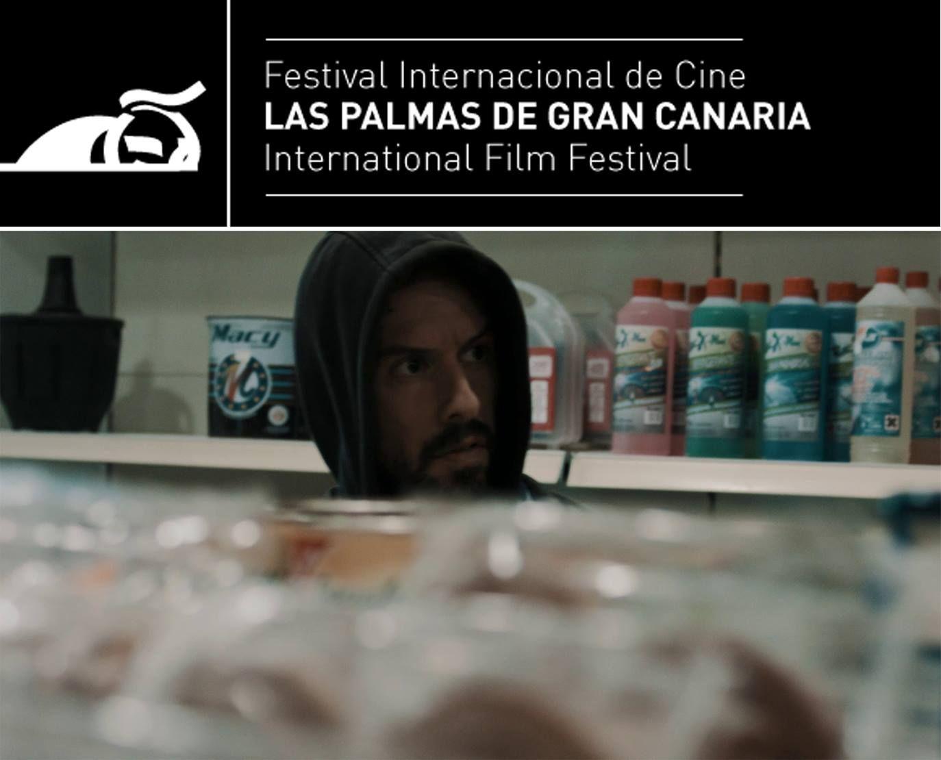 GOLOSINAS de Iván López competirá en la sección canaria de cortometrajes de LPA Film Festival. Del 14 al 21 de marzo.