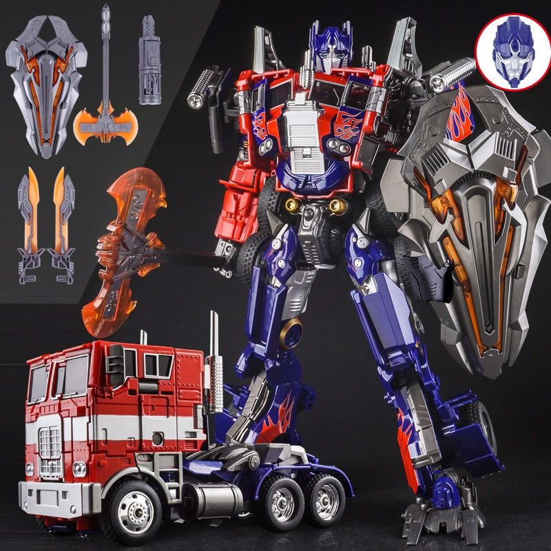 Weijiang Transformers Toy M01 Alloy Auto Robot OP Optimus Action Figure