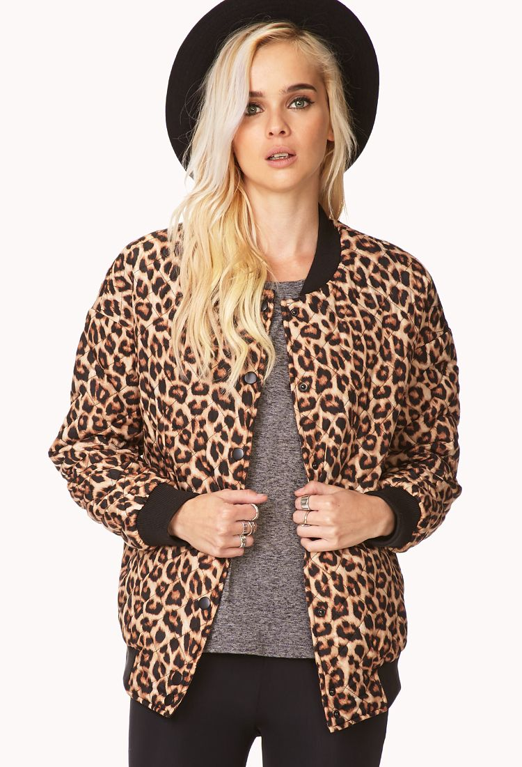 ForeverHoliday #Leopard #BomberJack | forever holiday wish list ...
