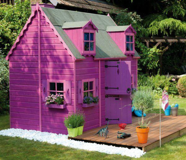abri de jardin pour ls enfants