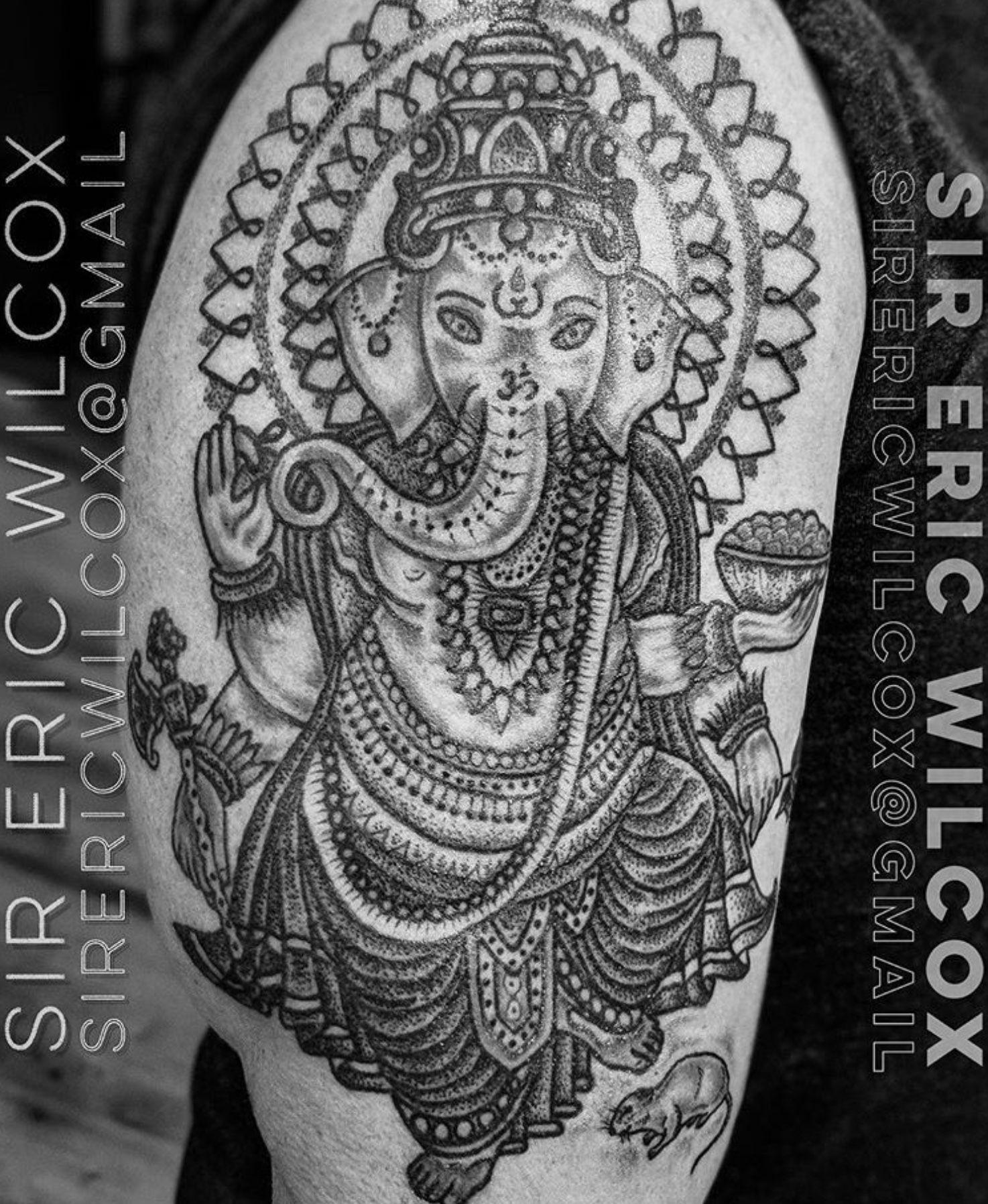 By eric wilcox Stippling tattoo, Dot work tattoo, Blackwork