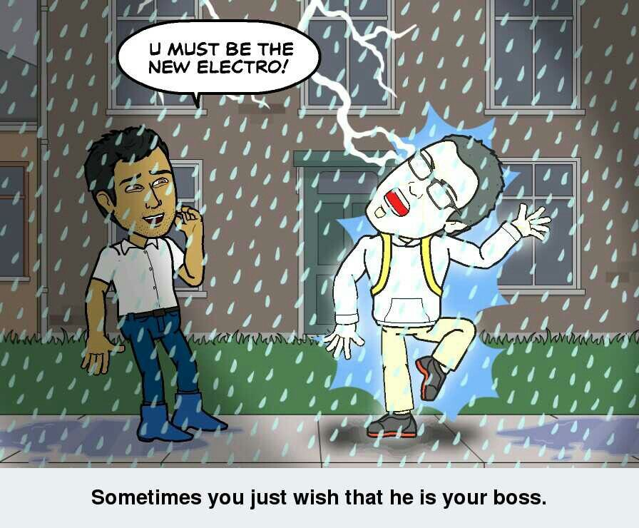 Wish your #boss to be