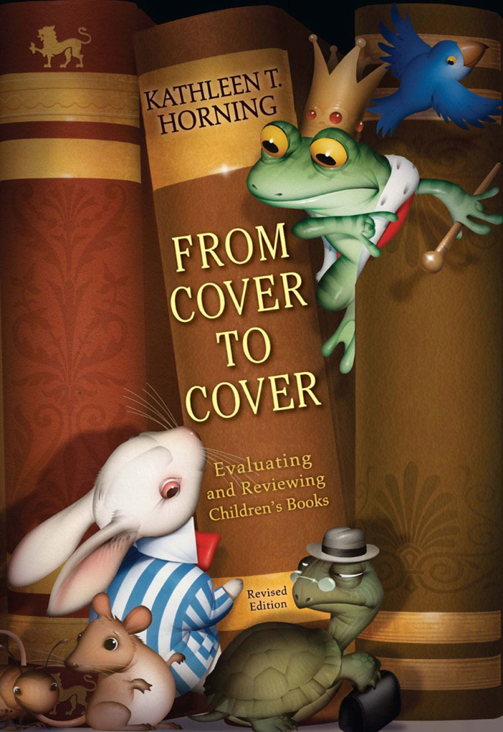 From cover to cover ebook childrens books