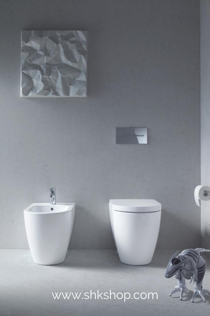 Duravit ME by Starck Das ikonische WC von Duravit gibt