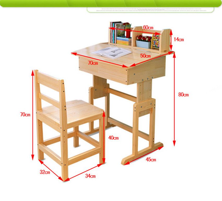 Non Free Shipping Factory Direct Children Kids Wooden Study Table And Chair Set Study Desk Set J Kids Study Table Study Table And Chair Wooden Table And Chairs