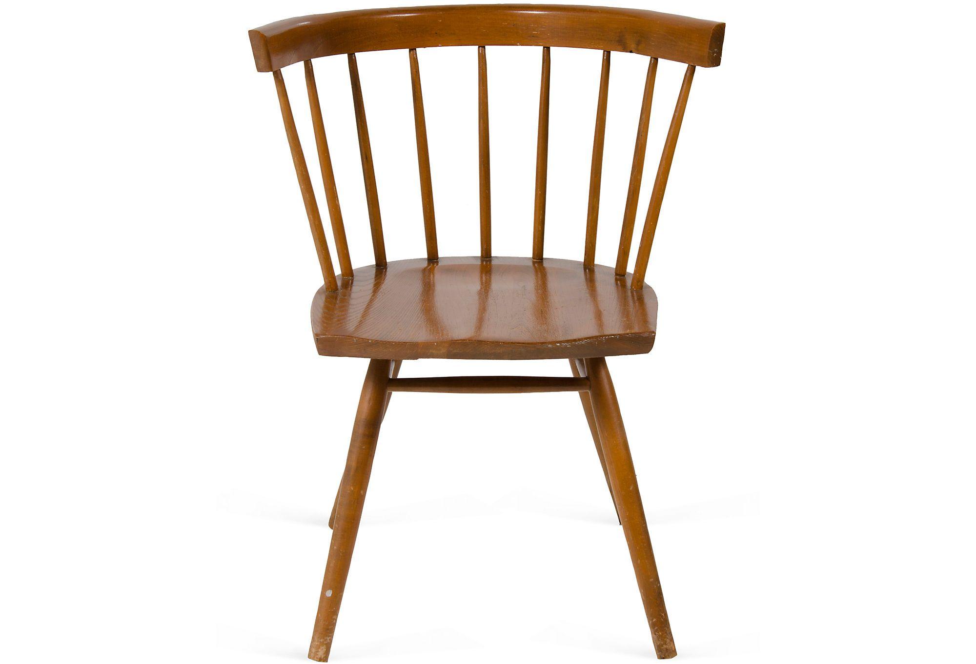 e Kings Lane Reform Gallery Knoll Straight Chair