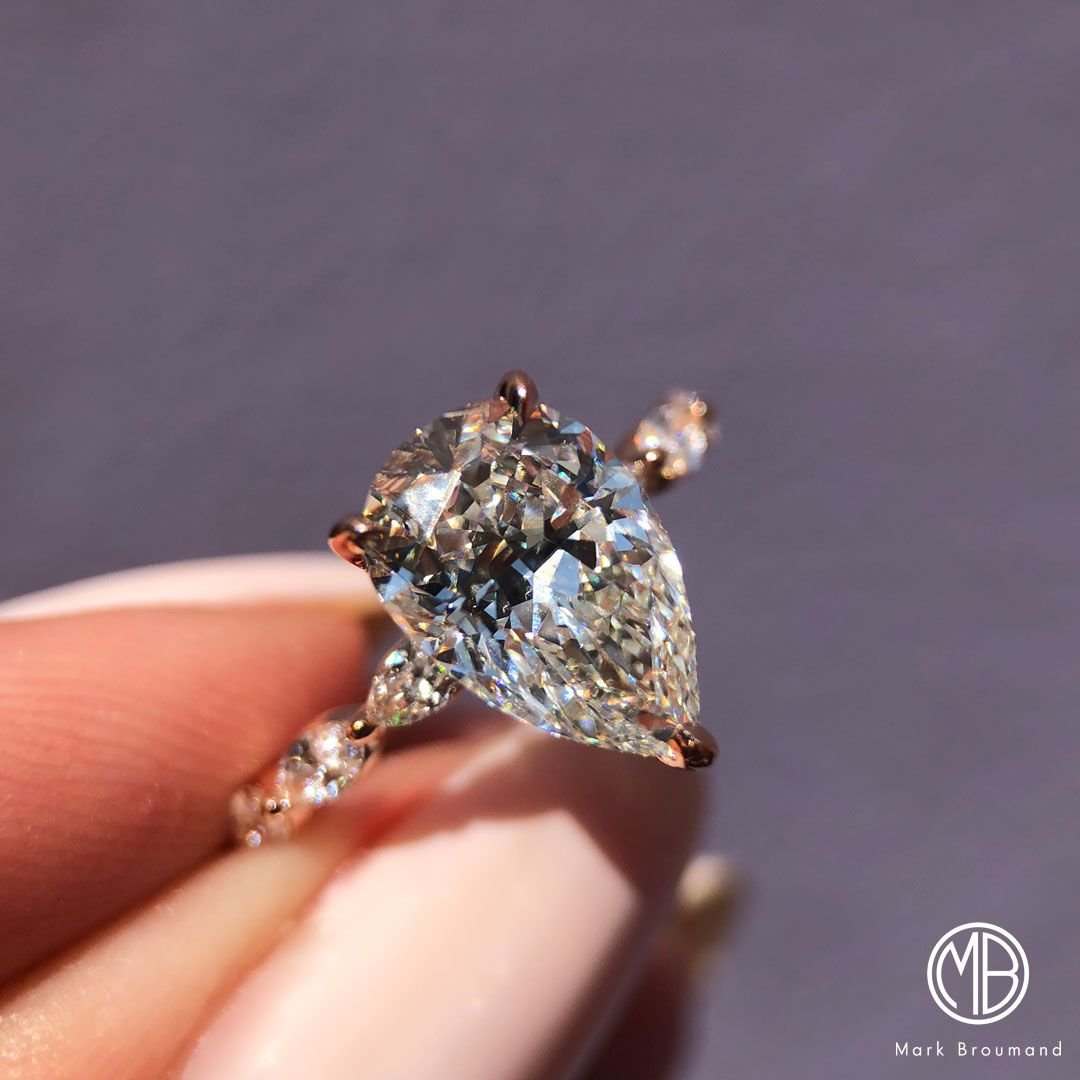 Pin On Pear Shaped Engagement Rings