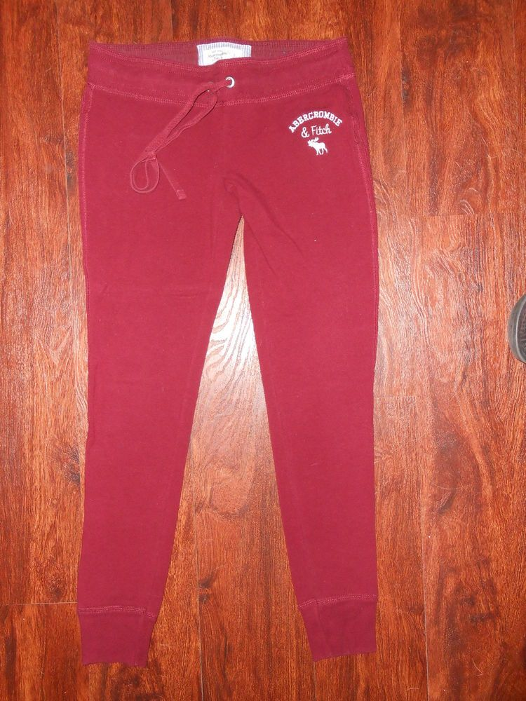 Abercrombie & Fitch Skinny Fit Sweat Pants - Small