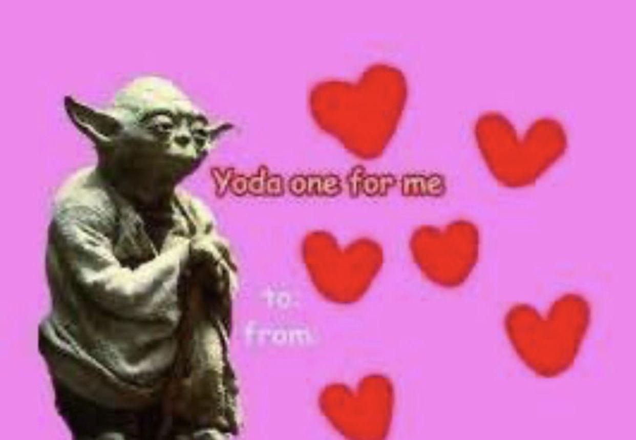Yoda Light Of My Life Memes Apaixonados Memes Funny