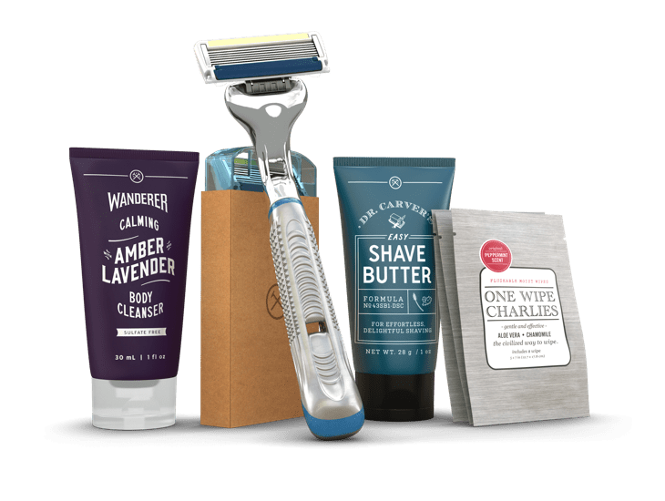 Dollar Shave Club Promo Get Your Starter Set For Only 5