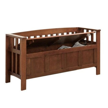 Somerton Storage Bench Home Furniture Wooden Toy Boxes Home