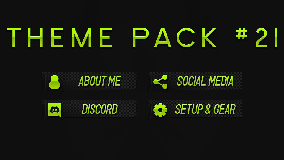 Free Twitch Panels | Twitch | Game room, Free, Buttons