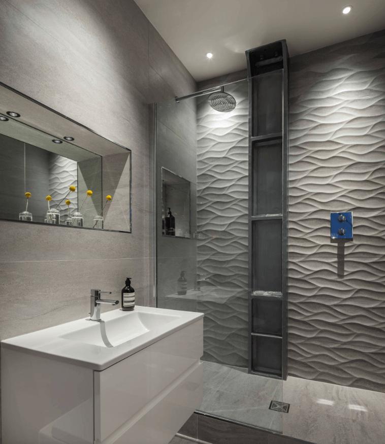 #474547 banheiros pequenos modernosBanheiroBanheiros modernos Banheiros e Moderno 758x875 px banheiros modernos pequenos simples
