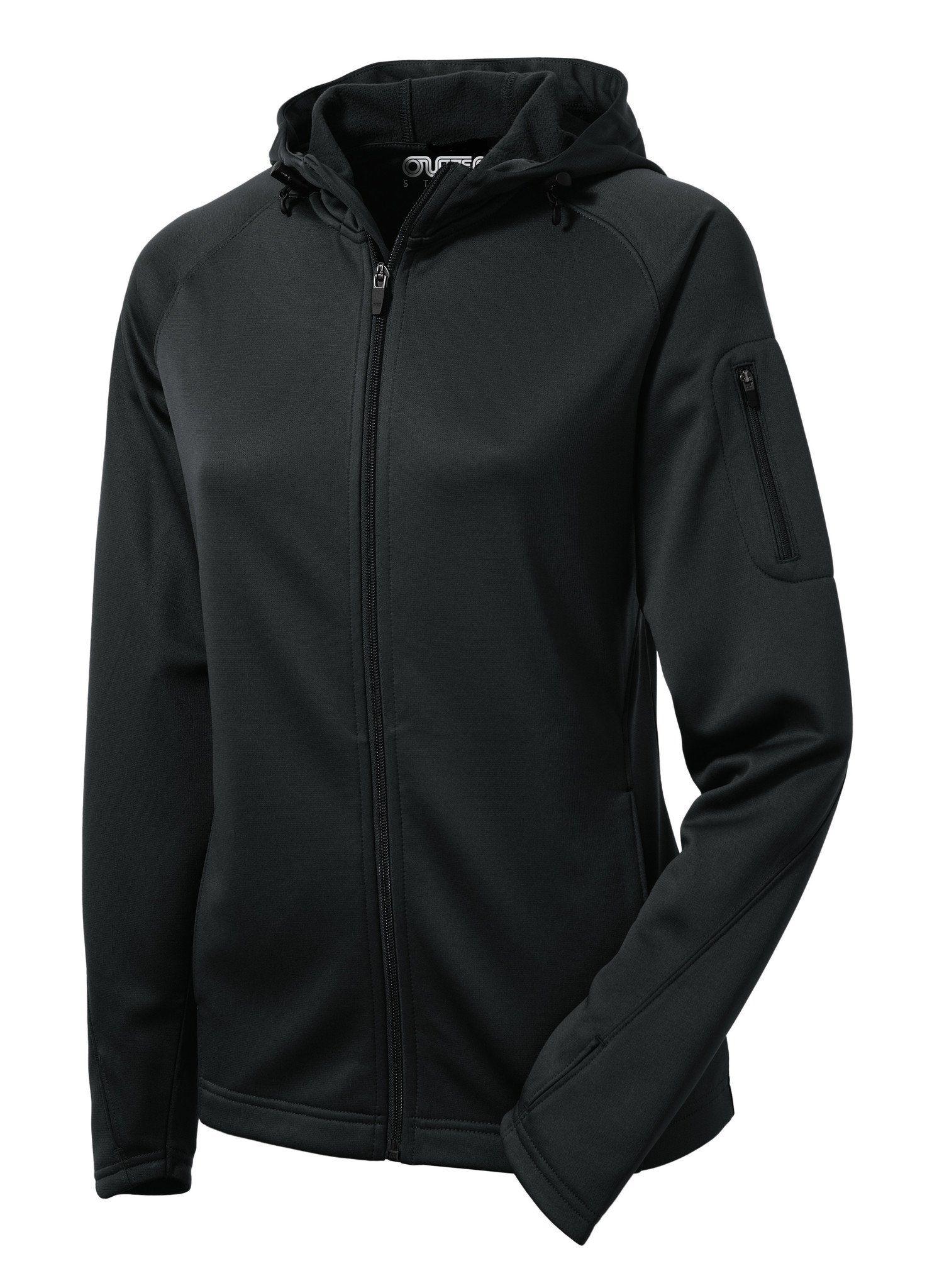 Women's Crosswalk Jacket (SEEN ON TODAY SHOW) Hooded