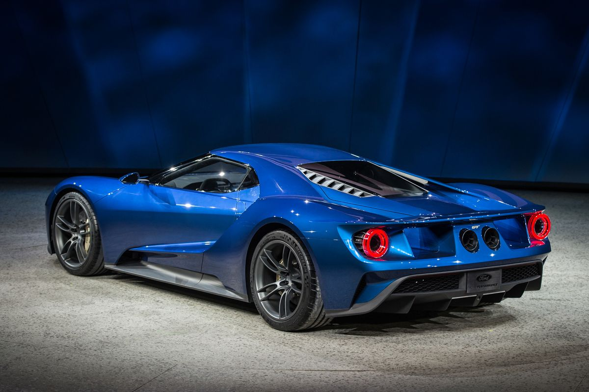 Ford 2016 concept | # THE BEST CARS EVER | Pinterest | Ford GT, Ford ...