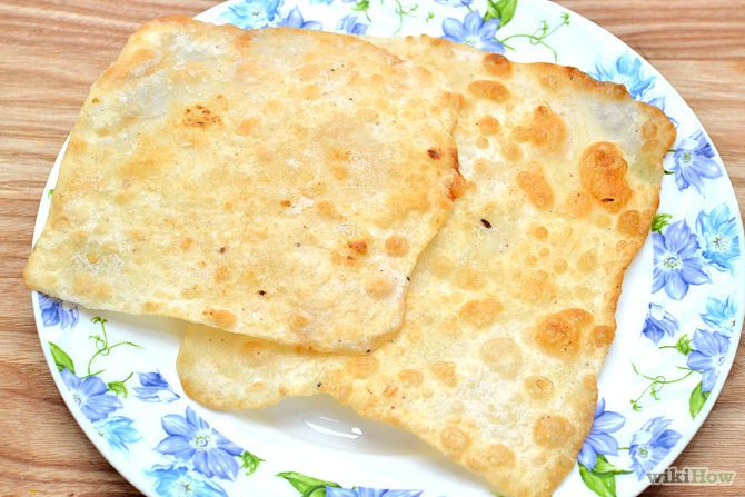what are poppadoms made from