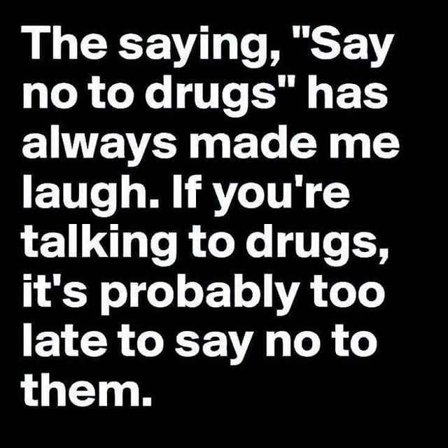 Stolen drug memes
