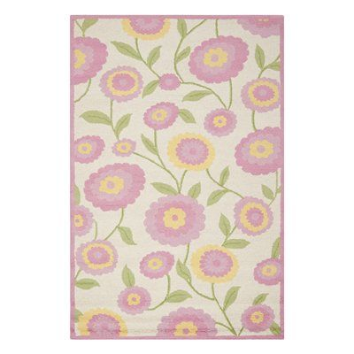 Safavieh Handmade Children S Spring Ivory New Zealand Wool Rug Ping Great Deals On Rugs A Room