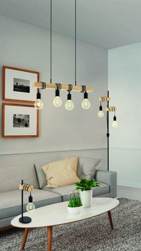 Lampion S Dve Osvetitelni Tela Seriya Townshend 2 Cvyata Grandecor Bg In 2020 Cozy Room Decor Eglo Room Decor