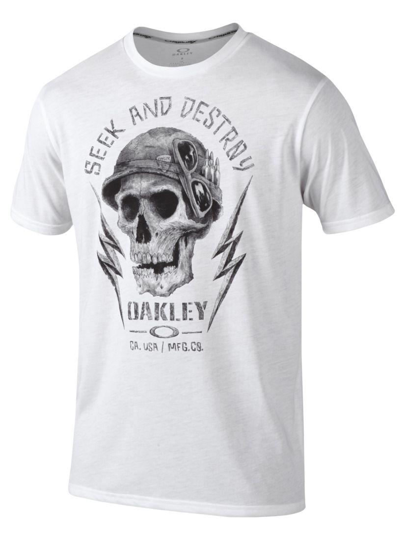 Resultado de imagem para oakley t shirts  c2fcf23a890