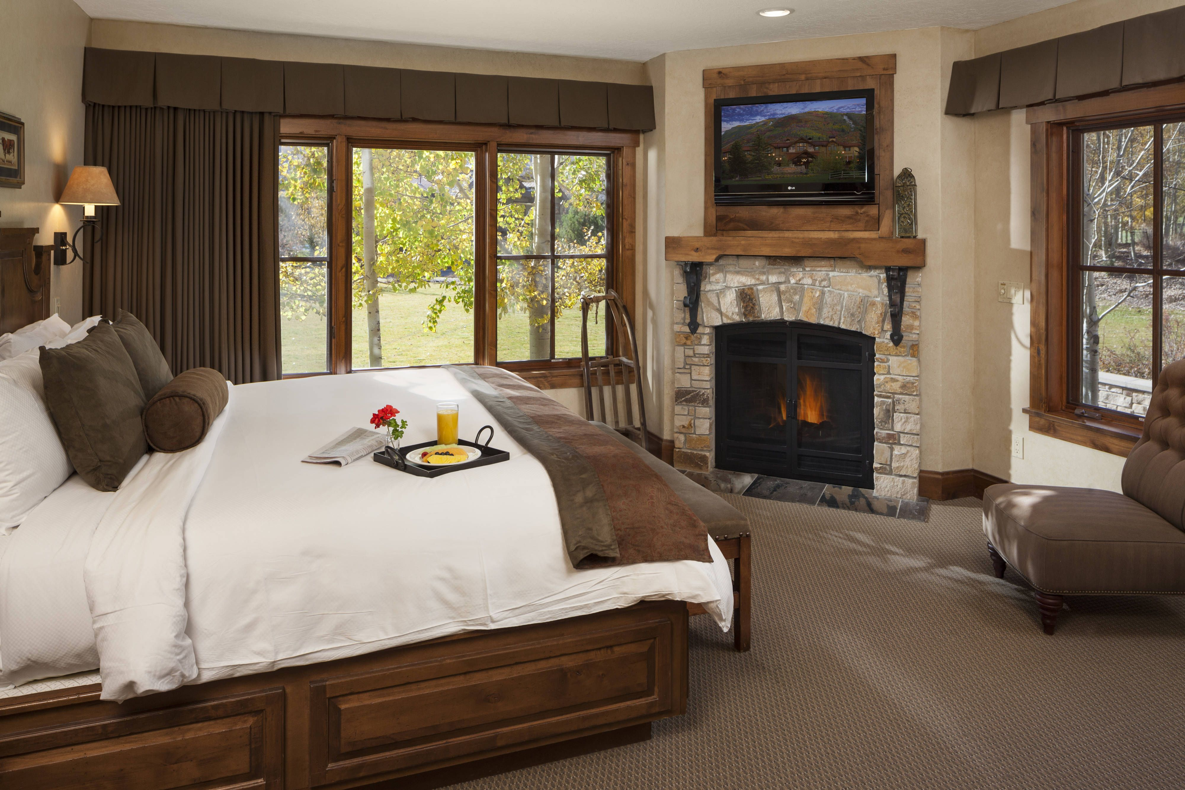 Hotel Park City Autograph Collection Presidential Suite Bedroom
