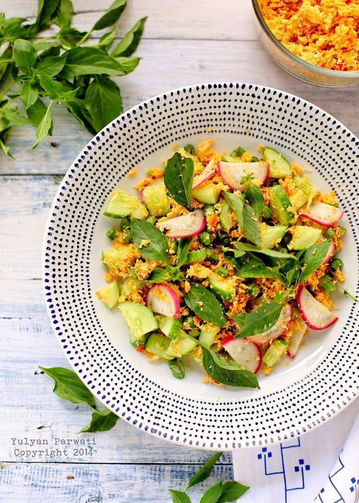 Cooking With Love Cumi Goreng Tepung Dan Trancam Memasak Resep Masakan Asia Salad Sayur