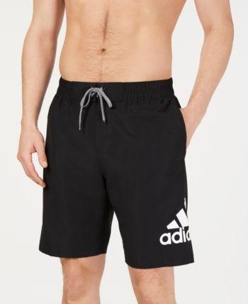 1fef63adef adidas Men Logo Mania 9 Swim Trunks in 2019 | Products | Adidas men ...