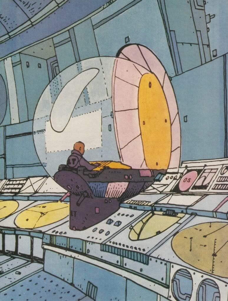Upon a Star #illustration #vintage #scifi