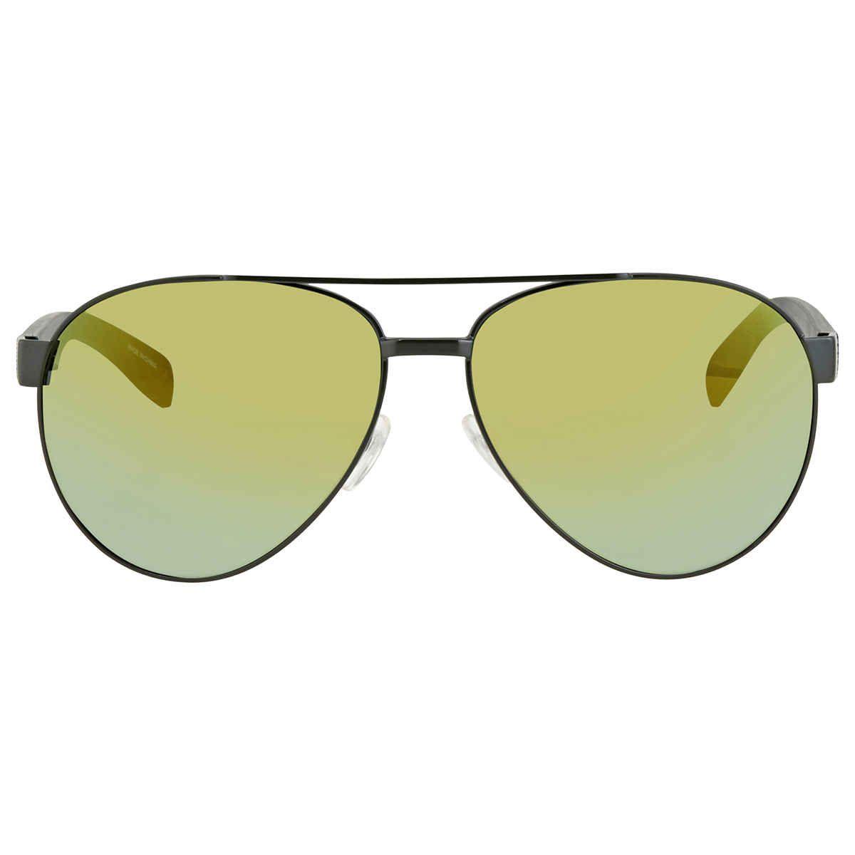 Lacoste Green Square Unisex Sunglasses L185S 315 60