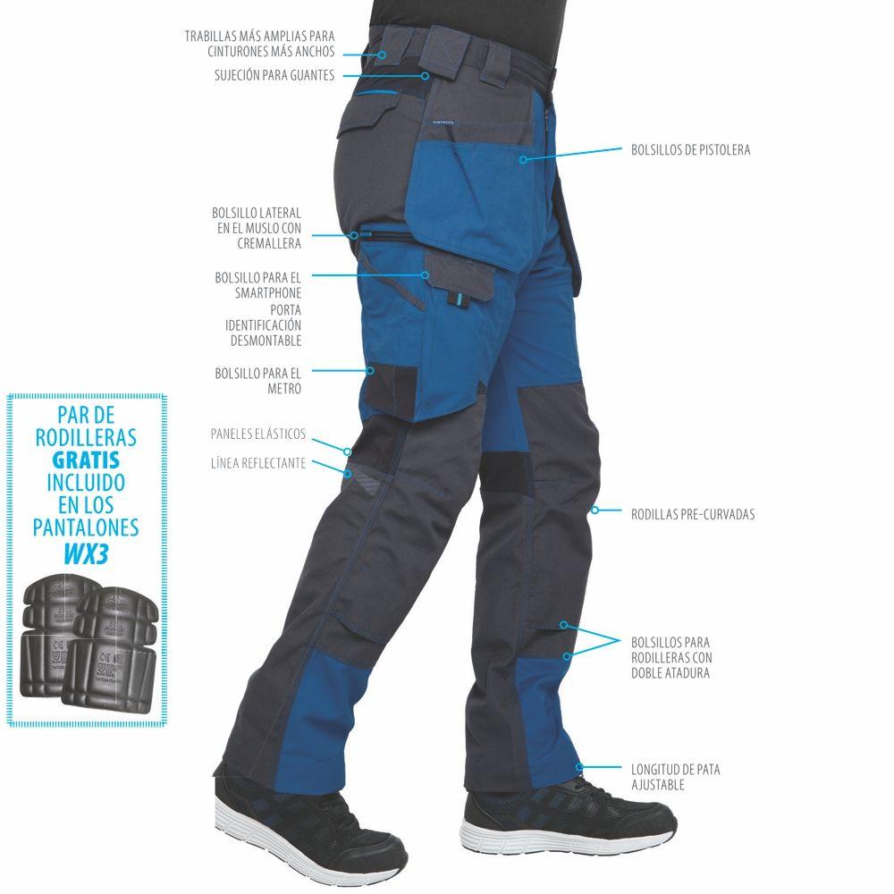 Venta Pantalones De Trabajo Hombre En Stock