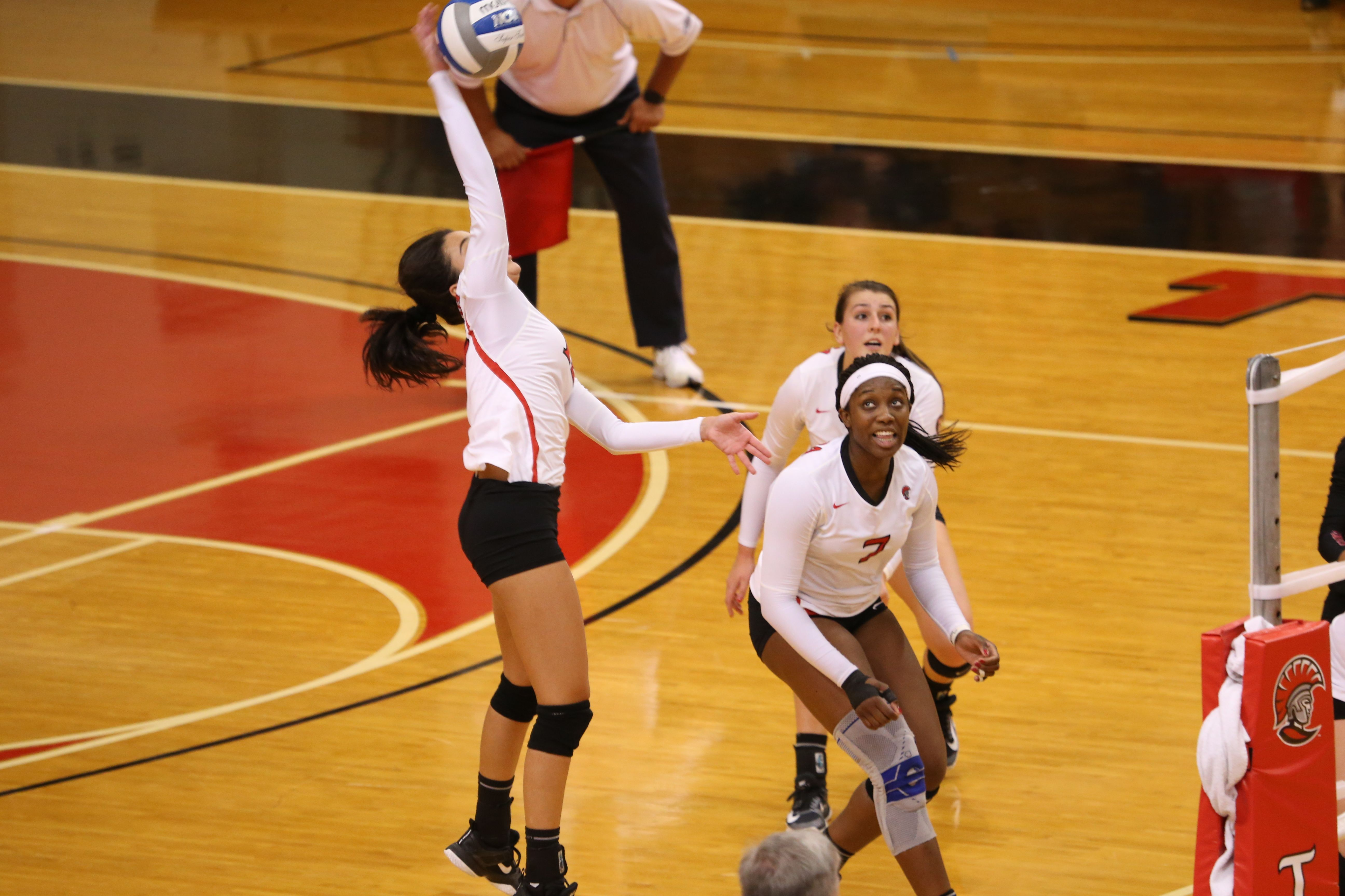 University Of Tampa Women S Volleyball Women Volleyball Indoor Volleyball University Of Tampa
