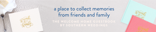 Southern Newlywed: At Home with Erin and Ben Napier - Southern Weddings #hometownhgtv See photos of the inside of Erin and Ben Napier's home in Laurel, MS. Erin and Ben and their Craftsman-style home star in the HGTV series Home Town!