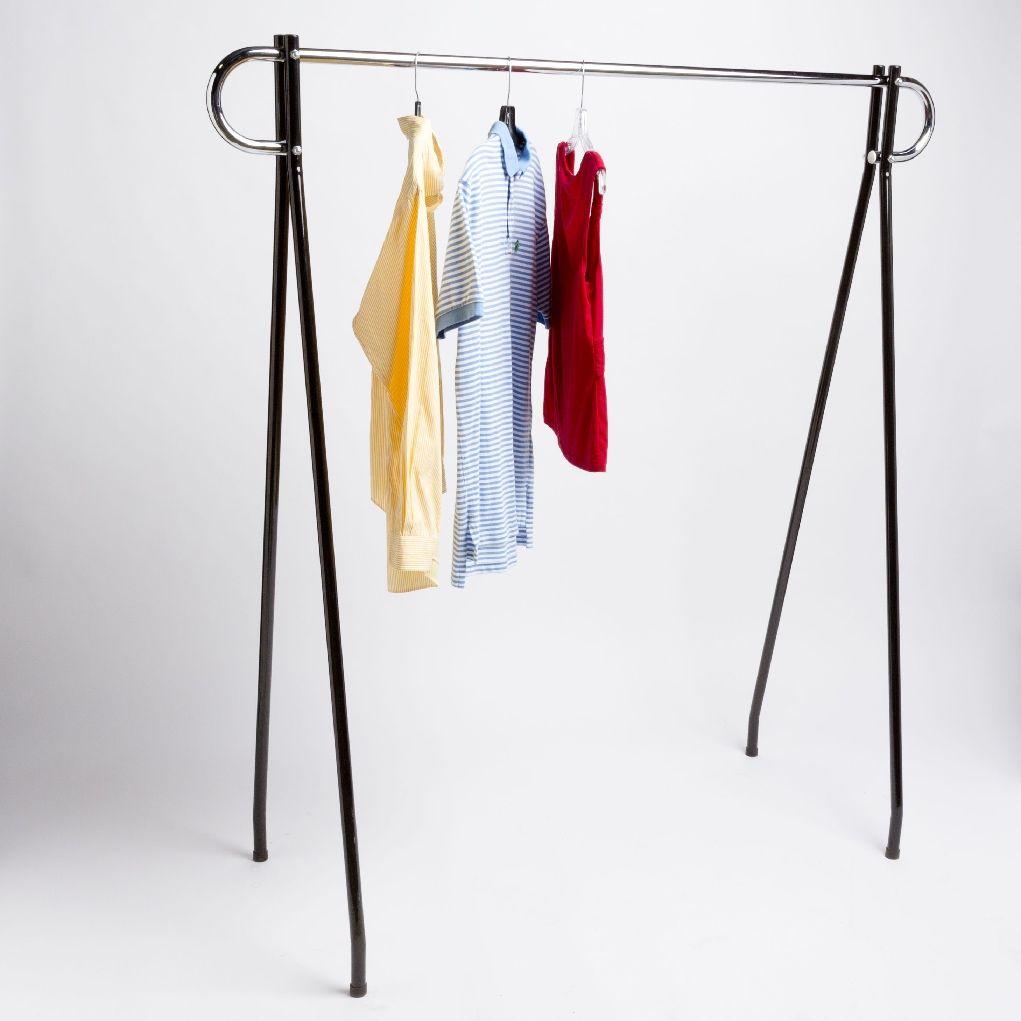 Black Beauty Rack High Profile Clothing Rack Clothing Rack
