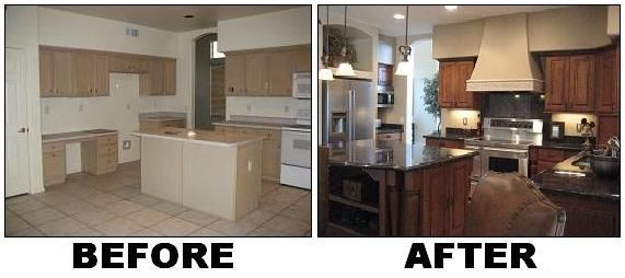 Remodeling Ideas That Would Drastically Change The Look Of Your House Mobile Home Remodelingkitchen Remodelingremodeling Ideasbefore After