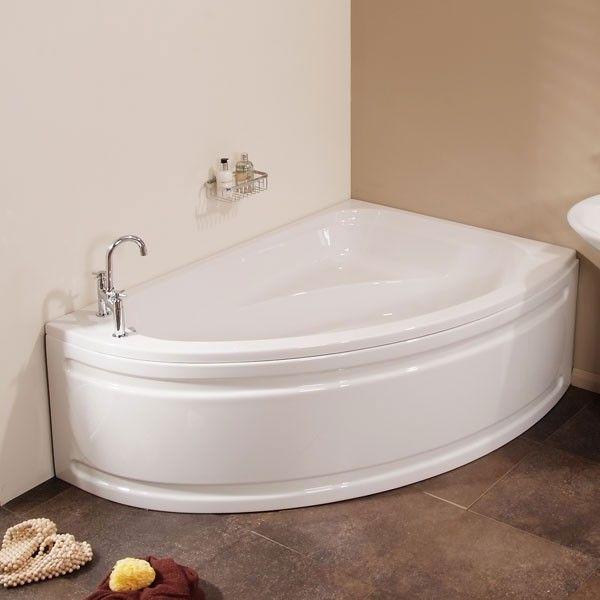 249.95 Vienna Offset Right Hand Corner Bath   Bathrooms ...