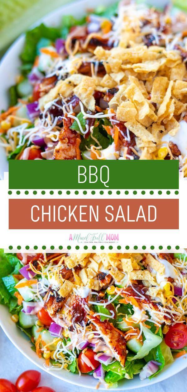 Photo of BBQ Chicken Salad