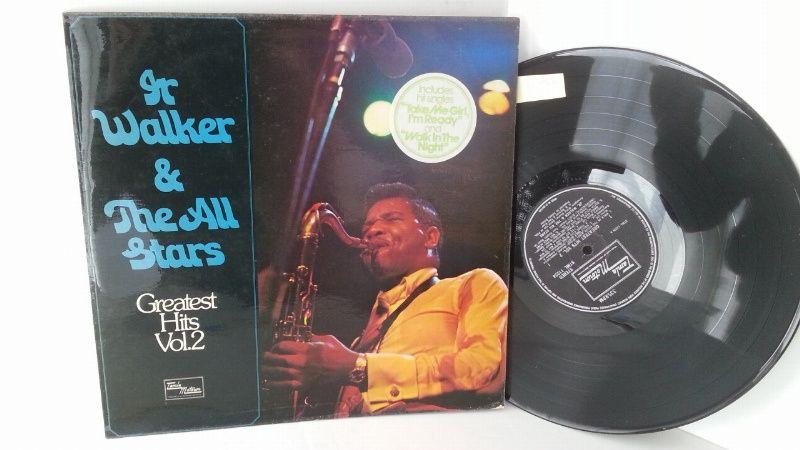 Jr Walker And The All Stars Greatest Hits Vol 2 Stml 11224 Vinyl Record Shop Greatest Hits Stars