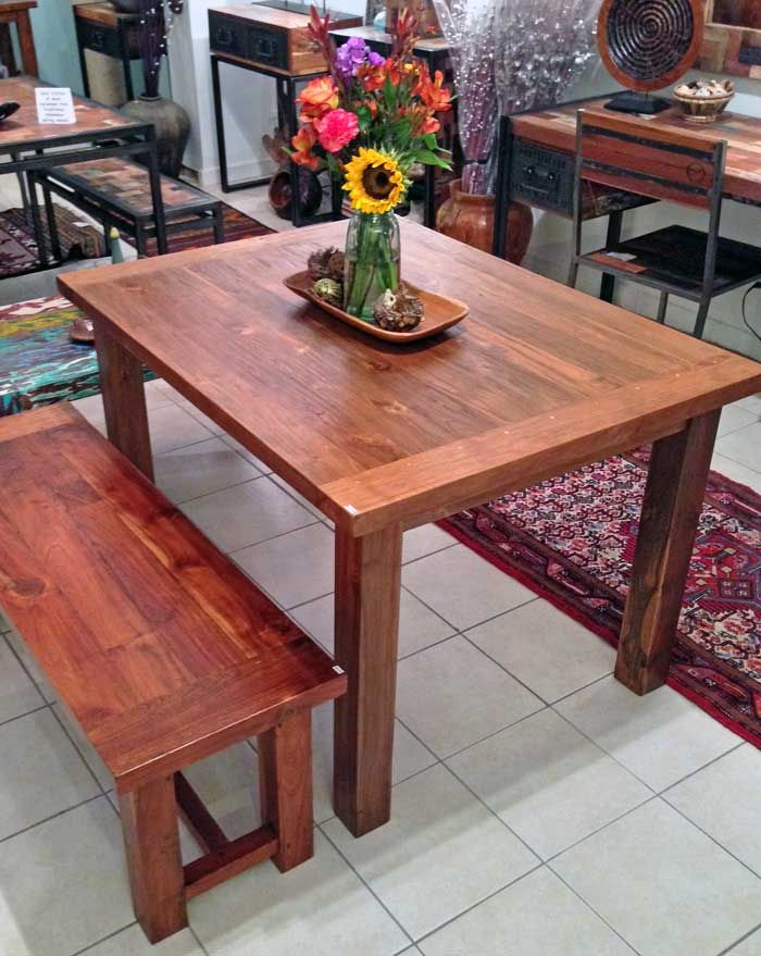 Pin On Reclaimed Teak Furniture
