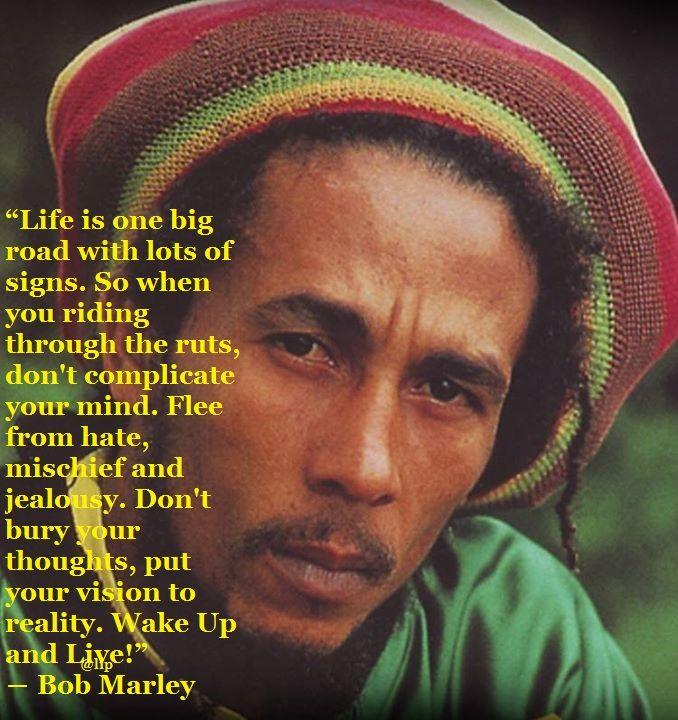 """King Of Reggae"" (Bob Marley"