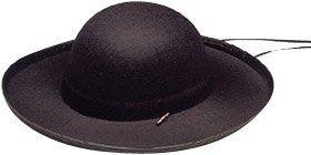 Adult Padre Priest Costume Hat (Size:Standard)