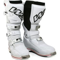 Photo of W2 Botas de motocross Unadilla Blancas 41 W2