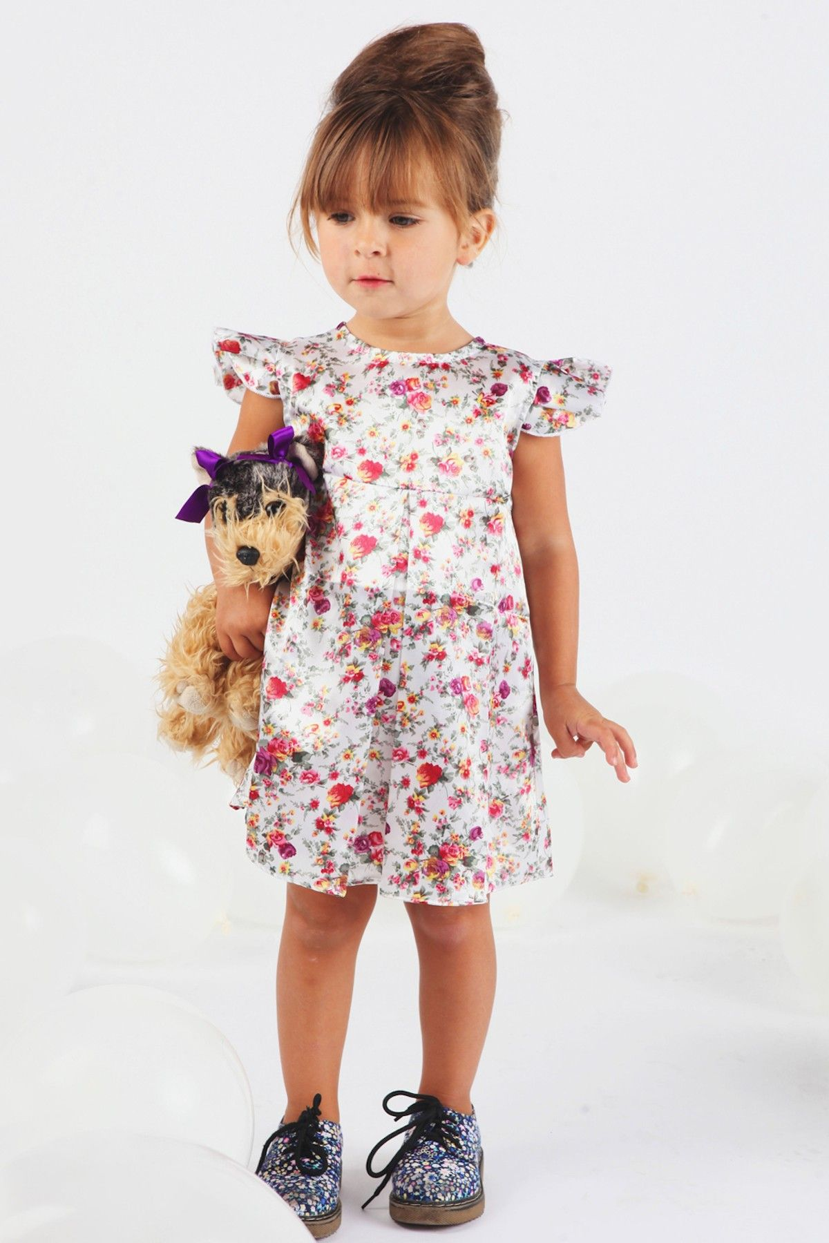 Full Retro Dress (Baby & Toddler Girls) by Right Bank Babies on @HauteLook