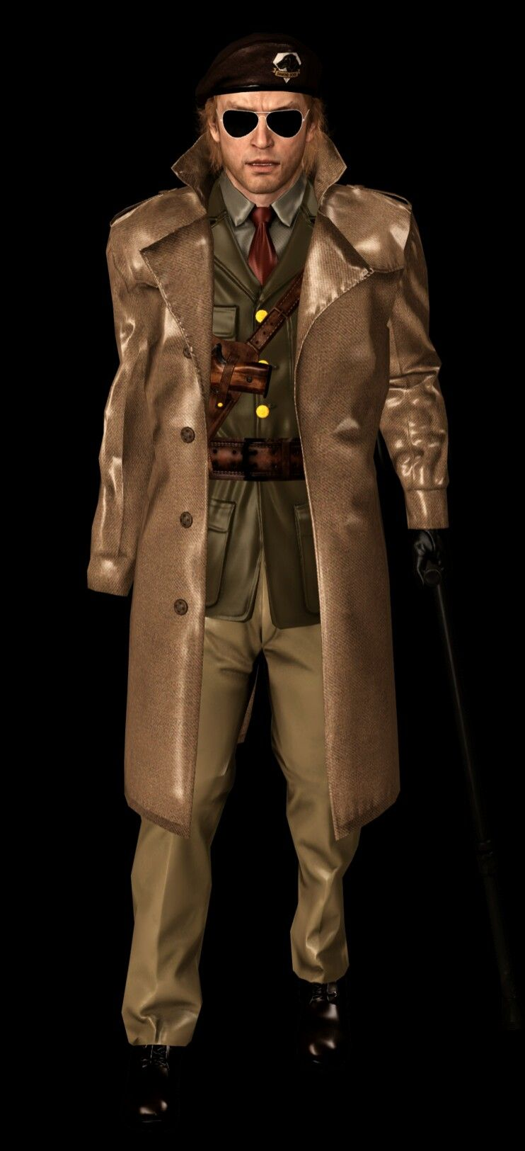 Pin On Metal Gear Solid It's where your interests connect you kazuhira miller (カズヒラ・ミラー kazuhira mirā), also known as mcdonell benedict miller and master miller, was the subcommander of both the. pin on metal gear solid