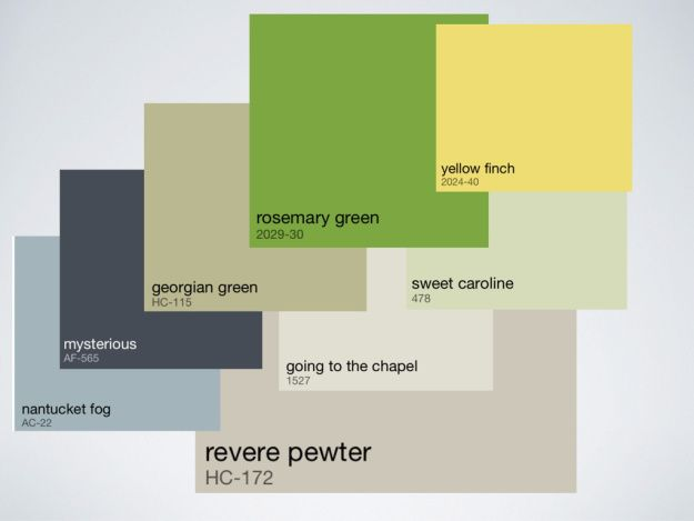 Whole house color palette for the home pinterest - Whole house interior paint palette ...