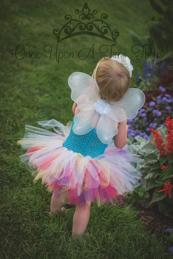 84c75b204d4a0 Pin by Once Upon A Time Tutus on Little Fairies in 2019 | Pinterest ...