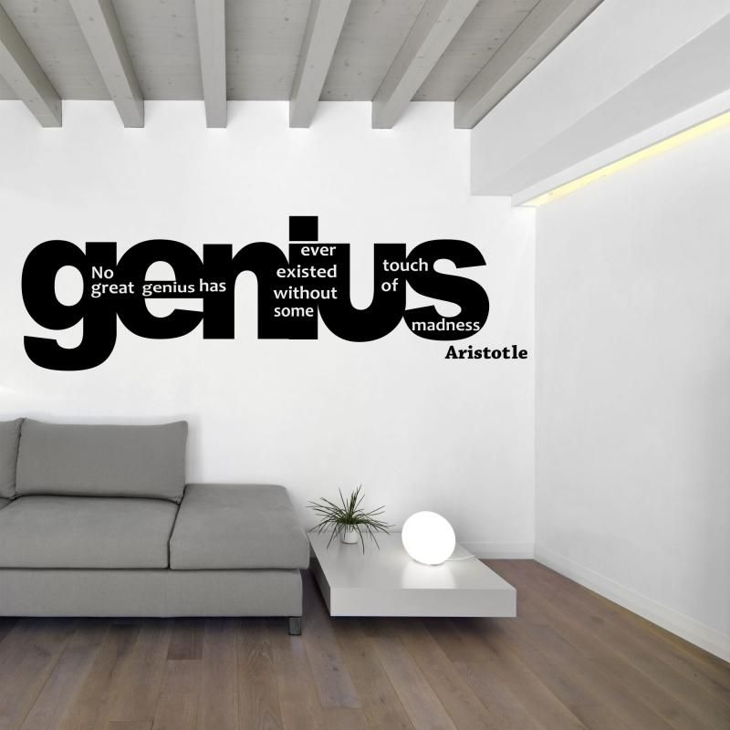 beautiful vinyl wall sticker quote - Give a touch of creativity to your home with the wall stickers