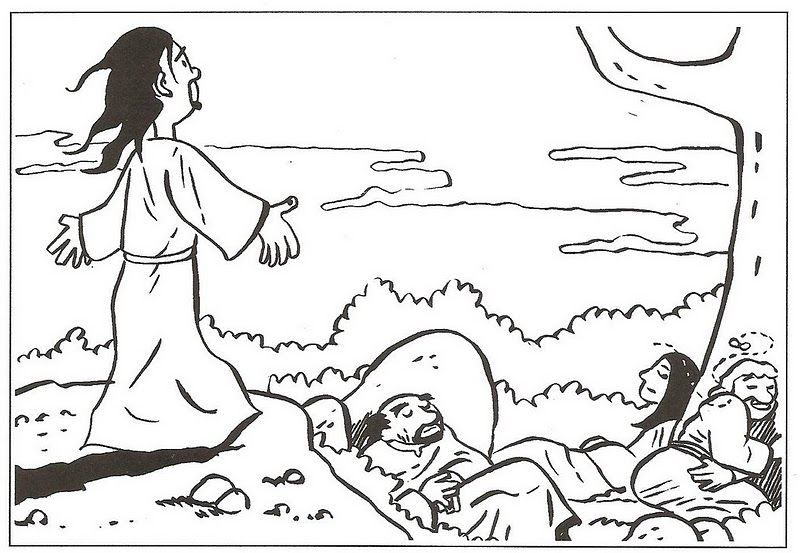 03-getsemani.jpg (800×553) | Semana santa | Pinterest | resurrección ...